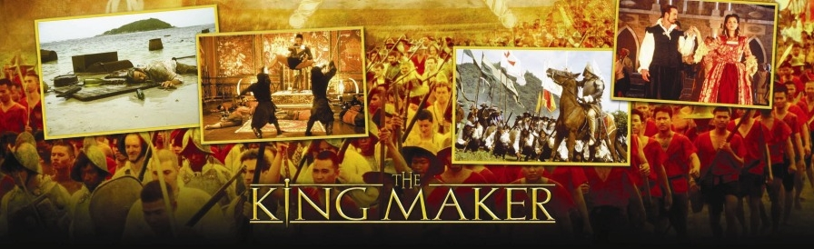 The King Maker Motion Picture Poster